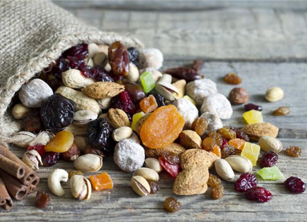 Picture for category Dried Fruits & Cheeses