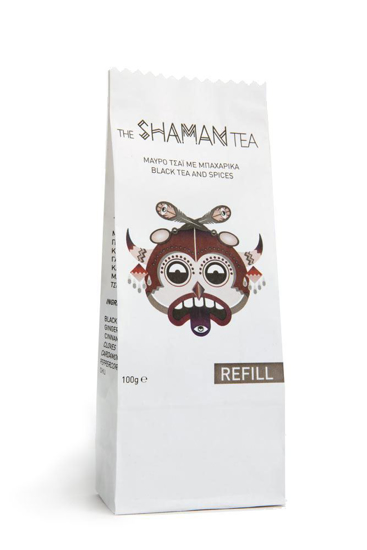 Picture of Sparoza Τhe Shaman Tea refill 100gr