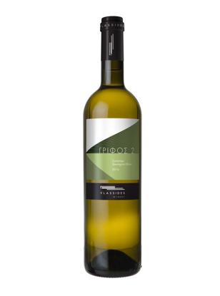 Εικόνα της Vlassides Winery Γρίφος 2 Λευκός 75cl