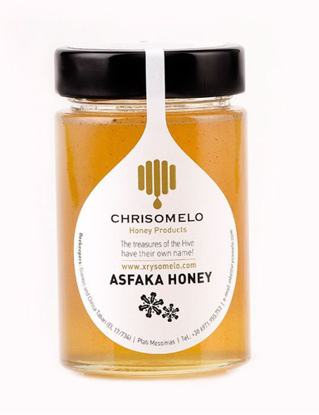 Picture of  Chrisomelo Asfaka honey 250gr