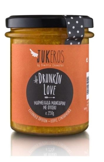 Picture of Jukeros Clementine Marmalade with Whiskey 250g