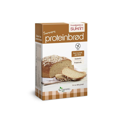 Picture of Sukrin Protein Bread Mix 220gr