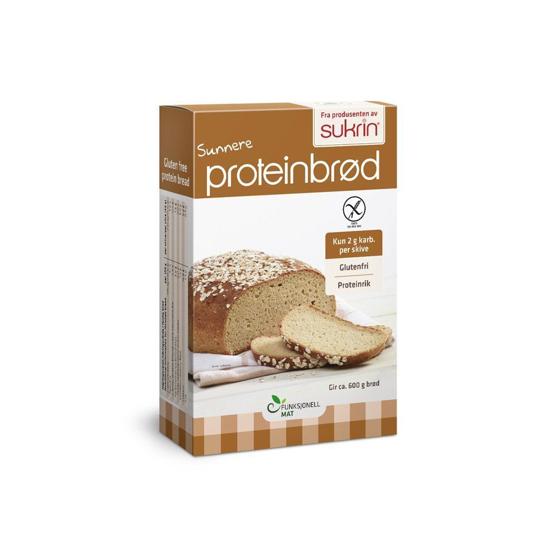 Sukrin Μείγμα Ψωμιού Πρωτεΐνης 220γρ
