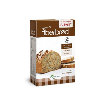 Εικόνα της Sukrin Fiber Bread Mix 250gr