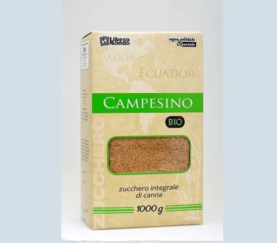 Picture of   Organic Raw Sugar Campesino 1000gr