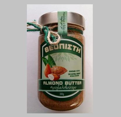 Εικόνα της Θεοπίστη Nut Butters Αμυγδαλοβουτυρο 300gr