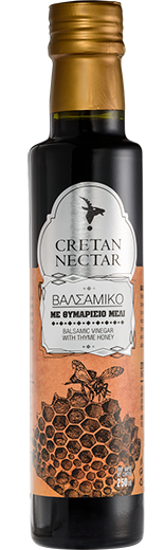 Picture of Cretan Nectar Balsamic Vinegar with Honey 250ml