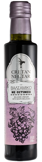 Picture of Cretan Nectar Balsamic Vinegar with Grape must 250ml
