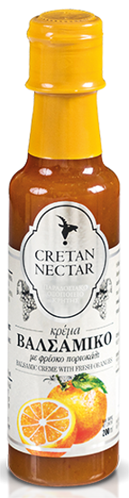 Picture of Cretan Nectar Balsamic with Orange creme 200ml