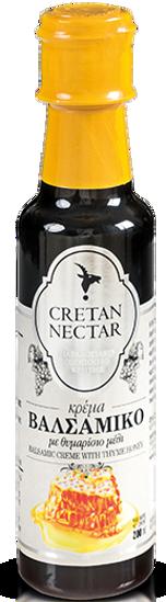 Cretan Nectar Βαλσαμική Κρέμα με μέλι 200ml