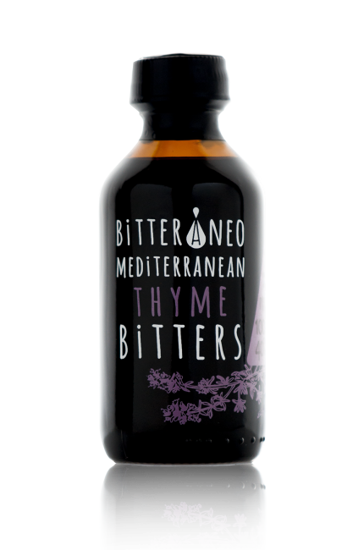 Picture of Bitteraneo Mediterranean Thyme Bitters