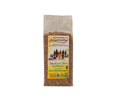 Picture of Bio Wholemeal Zeas Orzo Antonopoylos 400gr
