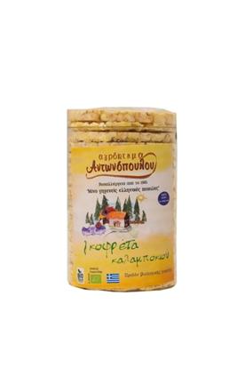 Picture of Bio Corn wafers Antonopoulos 120gr