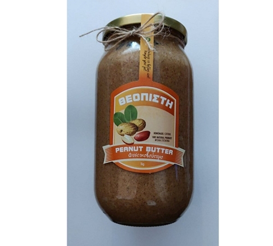 Picture of Theopisti Nut Butters Peanut Butter 1000gr