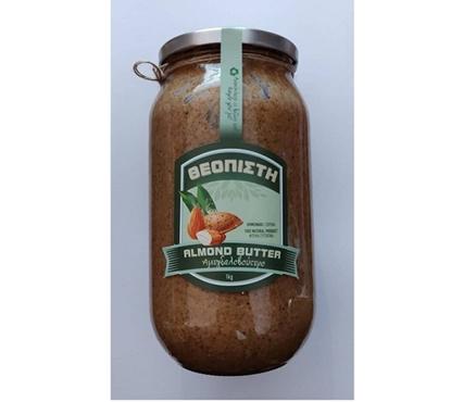 Εικόνα της Θεοπίστη Nut Butters Αμυγδαλοβουτυρο 1000gr