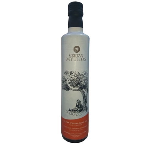 Picture of Cretan Mythos Extra Virgin olive oil 1000ml