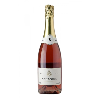 Picture of Domaine Karanika Rosé Brut 75cl