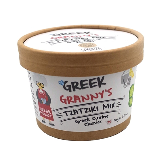 Picture of Sparoza Greek Granny's Tzatziki Mix 90gr