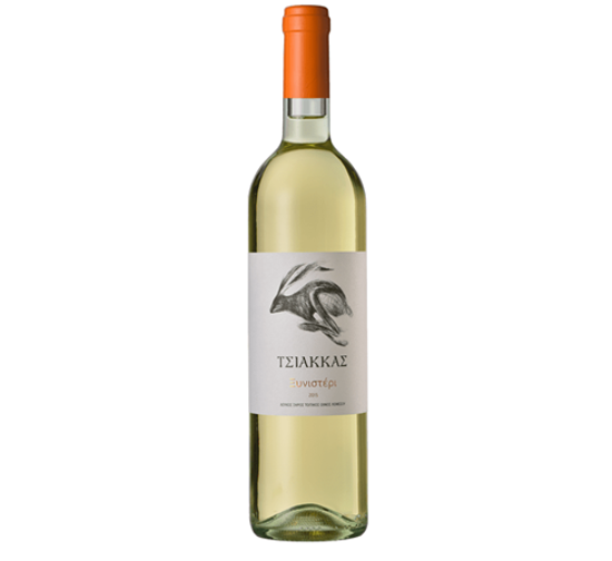 Tsiakkas Winery Xynisteri  white 75cl
