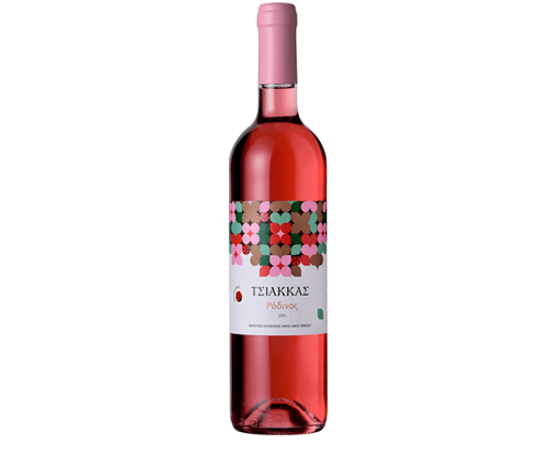 Picture of Tsiakkas Winery Rodinos rose 75cl