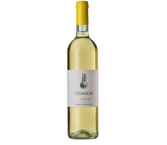 Tsiakkas Winery Chardonnay white 75cl