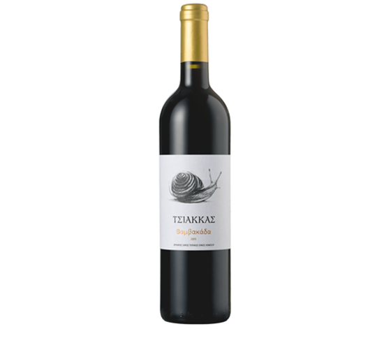 Picture of Tsiakkas Winery Vamvakada red 75cl