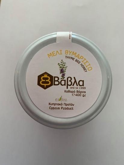 Ecophysis Άβραστο (άθερμο) θυμαρίσιο μέλι 750γρ