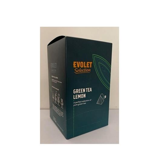 Evolet Green Tea Lemon 56gr