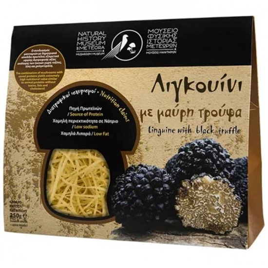 Picture of Meteora Museum Linguine with Black Truffle 250gr