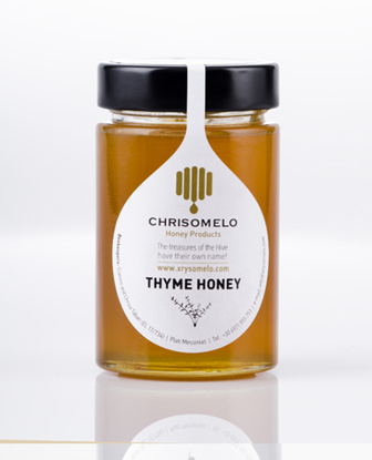 Picture of Chrisomelo Thyme Honey 250gr
