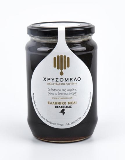 Χρυσόμελο Μέλι Βελανιδιάς 480gr
