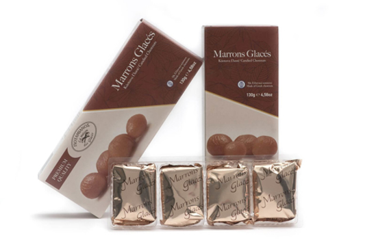 Picture of Potamianos Marrons Glaces 130gr