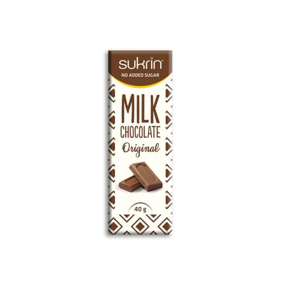 Sukrin Milk Chocolate -40gr