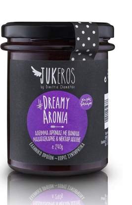Picture of Jukeros 'Dreamy Aronia' Berry Spread with Madagascar Vanilla and Agave 240gr.