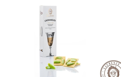 Picture of Laurence Chommelier White wine chocolate pairing 100gr
